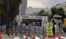 大阪マラソンゴール